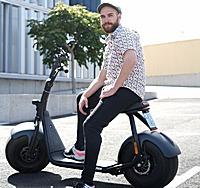 e scooter tragkraft 150 kg