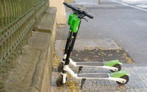 wie funktionieren e scooter