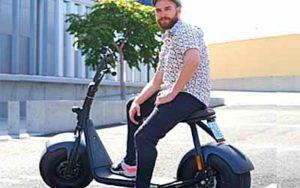 elektro scooter 150 kg
